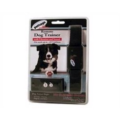 No-bark collar training Large