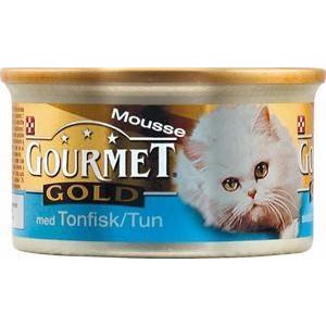 Gourmet Gold Mousse med Tun 85g