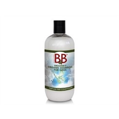 B&B økologisk parfumefri Conditioner 500ml