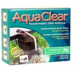 Aqua Clear Power Head 70 - RETURVARE