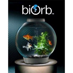 BiOrb classic bowle m/LED 30 Liter sort