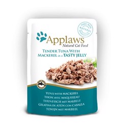 Applaws tender tuna med makrel 70g