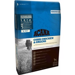 Acana Adult 11,4 kg kornfri - Cobb Chicken & Greens