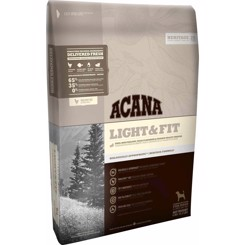 Acana hundefoder light & Fit 11,4kg