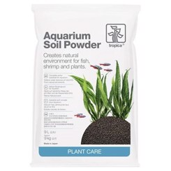 Aquarium Soil Powder 9 liter - Tropica