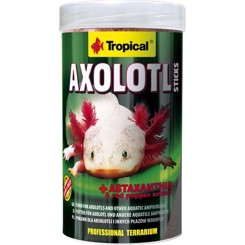 Axolotl Sticks 250ml foder