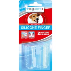 Bogadent Silicone finger 2 stk