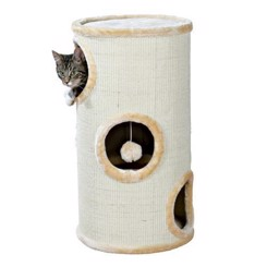 Cat Tower Samuel m.sisal ø 37 x 70 cm