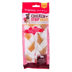 Chicken Strip Braid 2-pak M