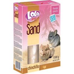 Chinchilla sand 1500 gram