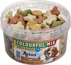 Hundekiks Colourful mix 1 kg