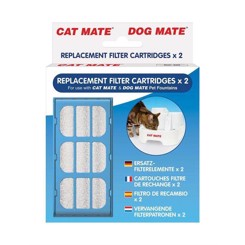 Cat mate vandfountain Filter 2stk