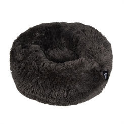 Hundeseng District 70 - FUZZ dounut M Dark Grey