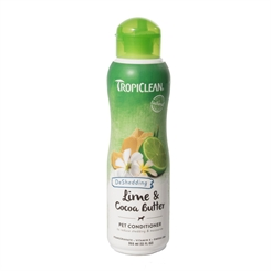 TropiClean Lime & Cocoa Butter - Conditioner