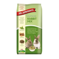 Mr Johnsons rabbit mix 15kg