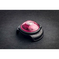 LED lampe orbiloc dog dual  pink