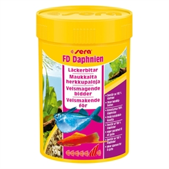 Sera FD Dafnier - 100 ml 10 g - BB 01.2020