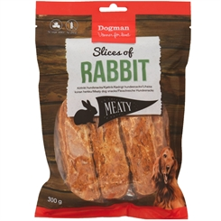 Slices of Rabbit - 300 gram