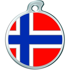 Flag - Lille - Norge