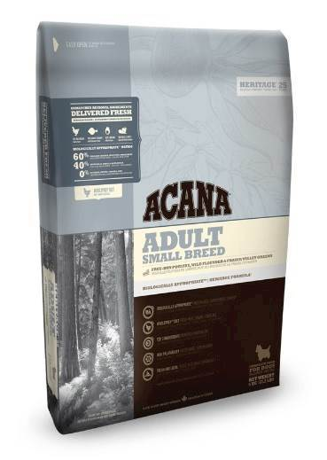 Acana hundefoder Adult Small Breed 6kg