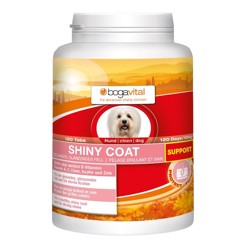 bogavital Shiny Coat Support 120stk