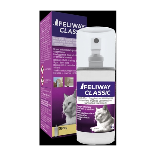 Feliway feromon spray classic 20 ml