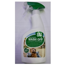Get off Spray 500ml - Outdoor wash off