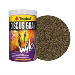 Tropical Discus gran wild - 1000 ml 440 gram